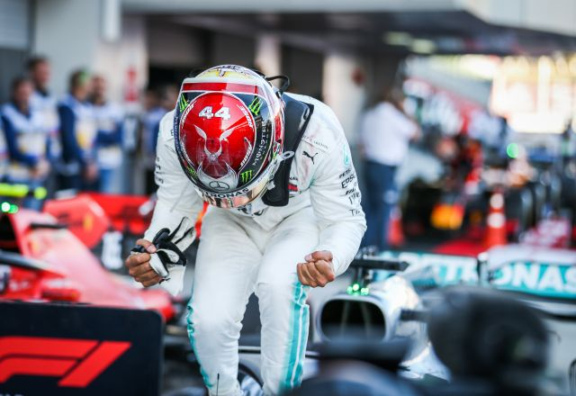 Image couverture de l'article Lewis Hamilton wins the 2019 Formula 1 Russian Grand Prix