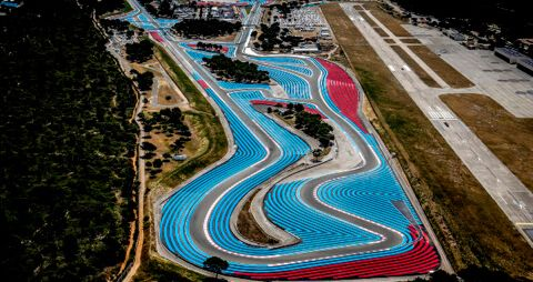 Paul Ricard – the track image