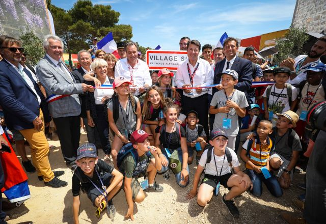 Image couverture de l'article Youth Day: 10,000 young people discover the backstage of the Formula 1 Grand Prix de France